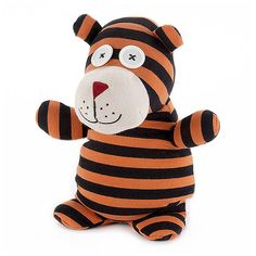 Socky Doll - Teddy the Tiger from Totally Funky