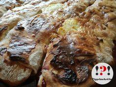 Házi rétes recept - Alaprecept Chicken, Meat, Recipes, Food, Essen, Meals, Ripped Recipes, Yemek, Eten