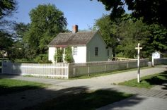 Birthplace of Herbert Hoover, West Branch, IA