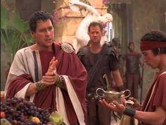 'Judas Iscariote'.  Un poblador de la judea y vendedor de vinos con una feroz inclinación hacia la rebeldía. Resentido por el tratamiento que su gente recibe de...