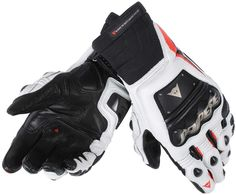 Dainese Race Pro In Adult Cowhide Leather Gloves, Black/Black/Black, 2XL/XXL -- Awesome products selected by Anna Churchill