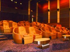 The Country's Coolest Movie Theaters   Arts + Culture   PureWow National~~my kind of theatre. Too bad it is in Thailand.