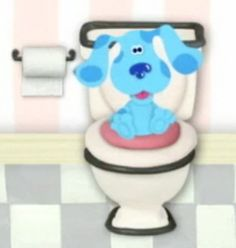Free Download: Blue's Clues Potty Training Video