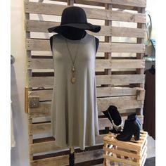 Dress $34.99 Hat $19.99 Booties $39.99 Looking fabulous--priceless! #wegotjokes #shoplocal #lbvb #backtoschool #newarrivals