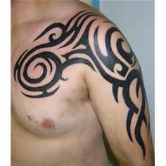 Best Tribal Arm Tattoos picture 18556