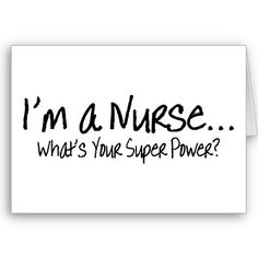 Happy Nurses Week 2012