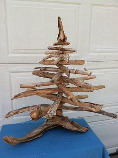 Driftwood Tree by DriftinAlong on Etsy, $45.00