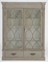 Loving this Grace Farmhouse Style China Cabinet by Gabby Home.  Would be great in an office!