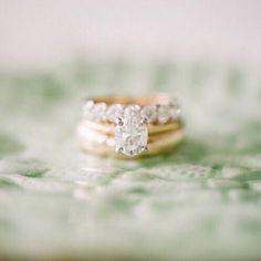 Engagement Ring Inspiration | Charleston Weddings | Charleston, SC