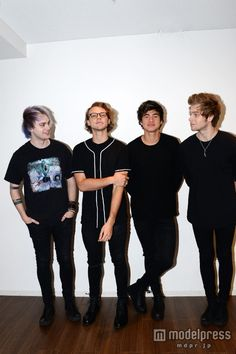 5sos photoshoot 2015 - Google Search