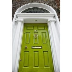 Ireland Dublin Georgian doorway 01 ❤ liked on Polyvore featuring backgrounds