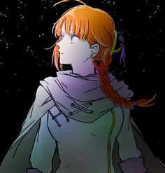 La mamá de kagura - Gintama