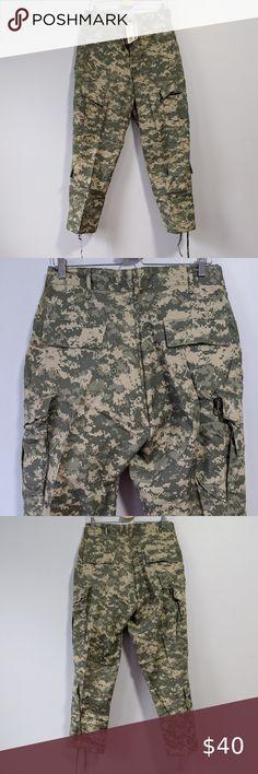 Coat ACU Digital Camo 50//50 Ripstop NEW without Tags USGI Army Combat Shirt