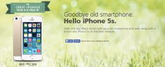 Maxis wants to give you a FREE iPhone 5s in exchange for your old phone. Walk into any Maxis centre with your old smartphone and walk away with a brand new iPhone 5s today!