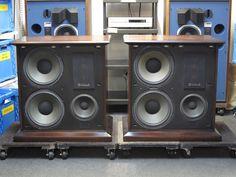 Risultati immagini per mcintosh Speaker Amplifier, Hifi Speakers, Monitor Speakers, Hifi Audio, Built In Speakers, High End Hifi, High End Audio, Kenwood Audio, Dj Sound