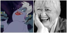 The faces behind 31 Disney Villains