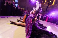 """In April, the Washington Ballet hosted """"A Movable Feast: the Hemingway in Paris Ball"""" at the Library of Congress. Dancers from the professio... Photo: Tony Brown/imijphoto.com"""