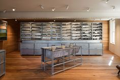 Aesop store by Pattersons, Auckland – New Zealand