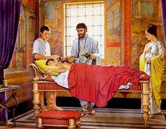 Romano Impero: MEDICINA ROMANA