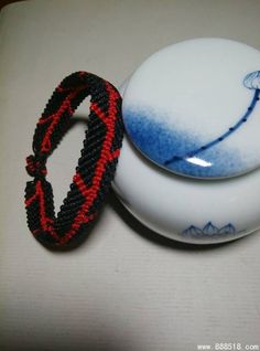 编织创意DIY手链编织传说叶的手链-易控学院