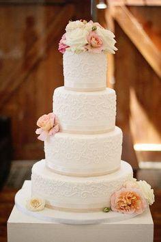 Vintage Wedding Ideas: Expert Cake Tips