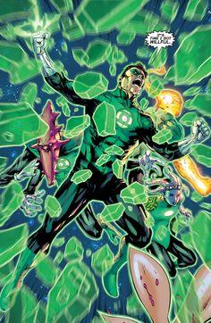 """It's Time I Got Willful."" (Green Lantern #31)"