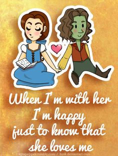Little Rumbelle by Luns