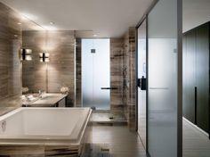 Yabu Pushelberg--迈阿密南海滩W酒店(官方摄影+视频+平 ..._MT-BBS|马蹄网-W South Beach_u2014Fabulous Studio Bathroom.jpg