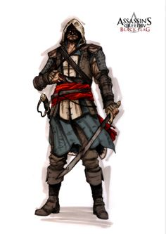 Assassin's creed black flag par Rheda