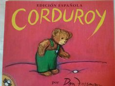 Courdoroy Spanish by Don Freeman paperback