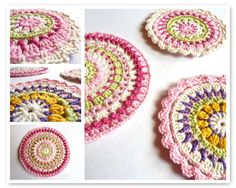 Made in K-town: Crochet Mandalas