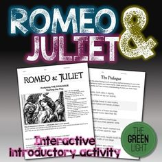 Dig into the the themes and the complexity of Shakespeare's Romeo and ...