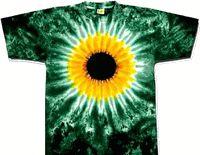 Tie Dye Sunflower T-Shirt