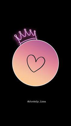 Destaques para Instagram #highlights #highlightsinstagram #destaques #destaquesparainstagram #preto #ideias #capasdedestaques #stories #instastory #amor #love #coração @Jordelly_Lima Heart Wallpaper, Iphone Wallpaper, Instagram Black Theme, Insta Icon, Instagram Highlight Icons, Instagram Story, Vsco, Instagram Ideas, Shop Logo