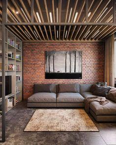 """3,285 Likes, 82 Comments - ᴅᴇsɪɢɴ ᴀʀᴛ ᴀʀᴄʜɪᴛᴇᴄᴛᴜʀᴇ (@luxhousedesign) on Instagram: """"Who else would love this loft?  Amazing V Epicentre Lofta  Designed by Vae Design Group  Located…"""""""
