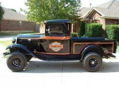 HARLEY DAVIDSON cool truck