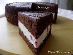 "торт ""Игра ангела"""
