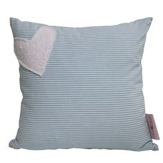 Hearts Range Turquoise - Scatter Cushion