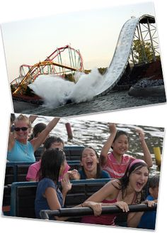Darien Lake Theme Park & Resort » Water Rides