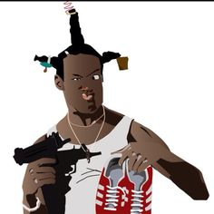 don t be a menace in the hood