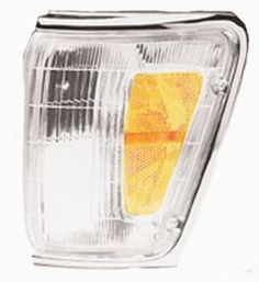 1989-1991 Toyota Pickup (Compact) Park/Clearance Lamp LH