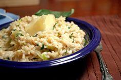 naturally ella onion leek and parm risotto onion leek and parm risotto ...