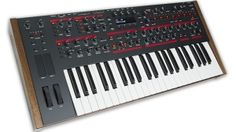 Dave Smith Instruments Pro 2: Hybrider Synthesizer mit 44 Tasten - http://www.delamar.de/instrumente/dave-smith-instruments-pro-2-24579/?utm_source=Pinterest&utm_medium=post-id%2B24579&utm_campaign=autopost