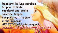 Rapunzel | Auguri Di Buon Compleanno! #compleanno #buon_compleanno #tanti_auguri