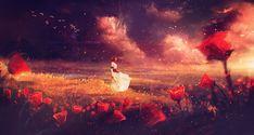 Sunset wind by GeneRazART