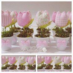 Tulipano stoffa