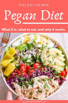 After some healthy issues, I started exploring new ways to eat. The Pegan diet i. - A Healthy Slice of Life -