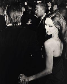 Angelina Jolie & Brad Pitt _