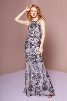 c2bc158c306c Glam Dresses, Nice Dresses, I Dress, Prom Dress, Prom Gowns, Evening