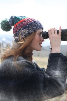 Spotted: the ultimate winter hat from Tommy Hilfiger.